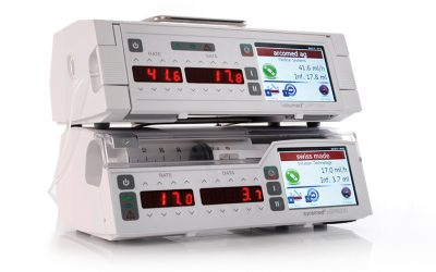 How to handle renewing a fleet of infusion pumps in a hospital