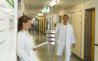 Remote monitoring systems in hospitals and eHealth. The present and future of patient care
