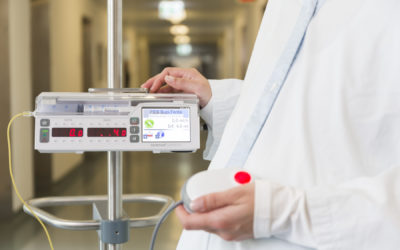 All-In-One Concept: A Pump for all Areas of the Hospital