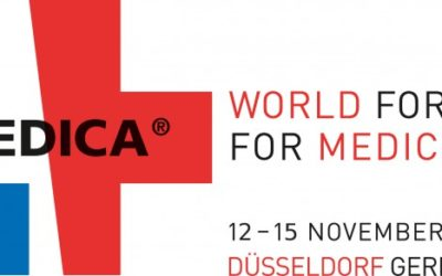 arcomed at MEDICA 2018, the leading international trade fair for medical devices
